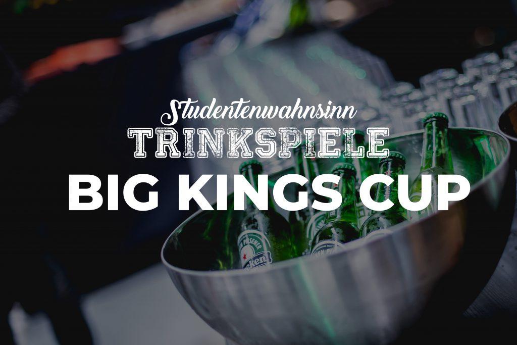 Big Kings Cup: Regeln des bekanntesten Trinkspiels in der