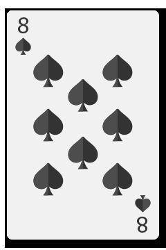 Acht | Kings Cup Regeln
