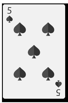 Fünf | Kings Cup Regeln