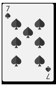 Sieben | Kings Cup Regeln