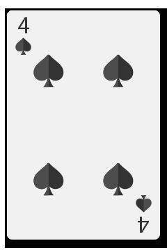 Vier | Kings Cup Regeln