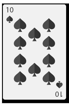 Zehn | Kings Cup Regeln